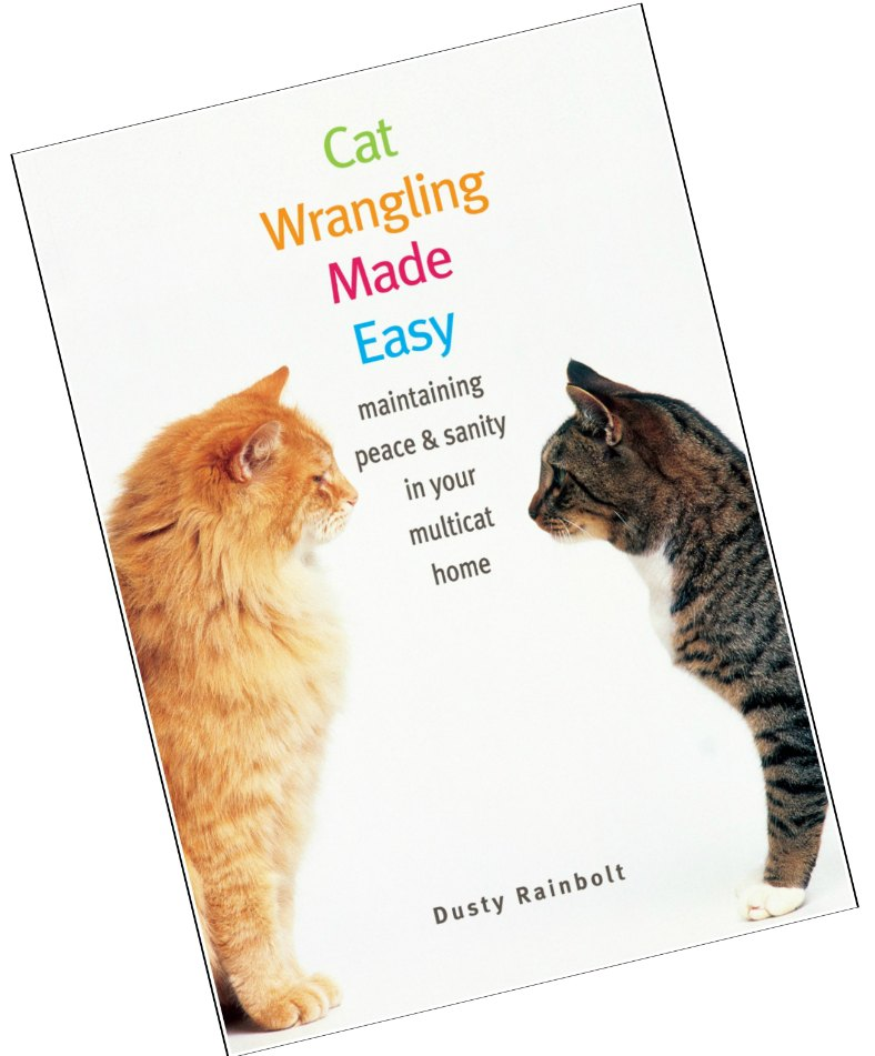 Cat wrangling made easy maintaining peace and sanity in your multicat