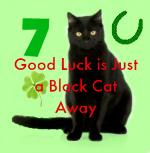 black cat luck secondary
