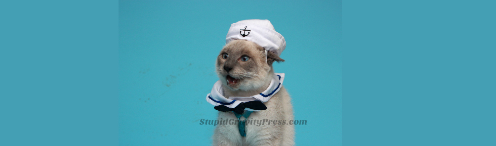 Cat Halloween Costumes Or How To Embarrass Your Cat